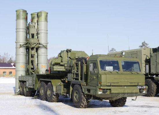 俄否认S400生产商完不成订单 不影响对中国交付