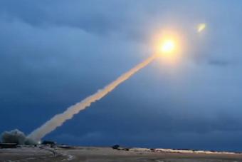 俄罗斯无限射程核动力导弹曝光 脑洞够大!
