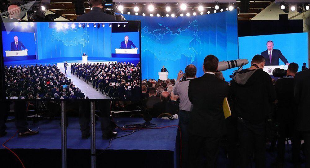 普京称本国新型核导弹无敌 美国回应:我们军力天下第一!