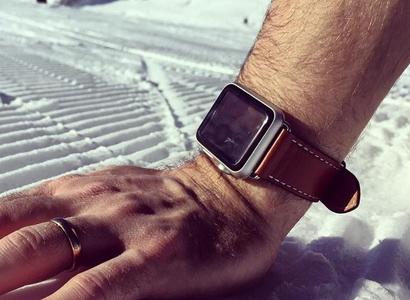 Apple Watch 3加强雪地运动支持