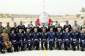 巴基斯坦成立新枭龙战机中队 用枭龙BlockII战机