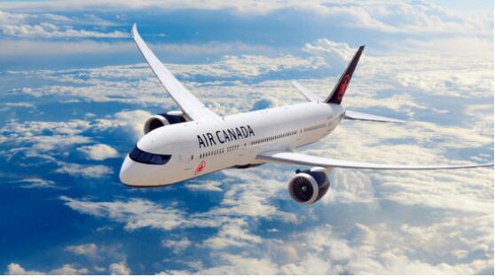 加拿大航空2017年营收继续保持强劲的增长