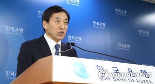 韩央行行长李柱烈获连任 曾任韩国银行调查局局长