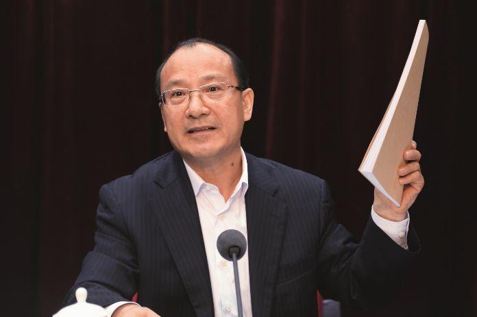 起底山东落马副省长 曾是省国资委也管不了的儒商