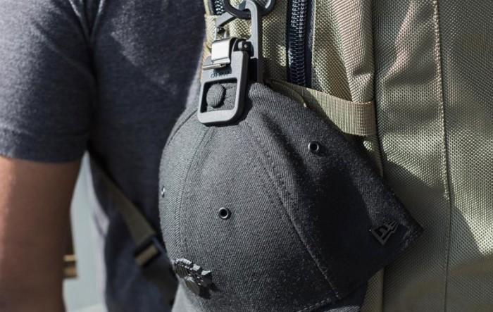 棒球帽控福音:DSPTCH推专利夹式帽子收纳配件
