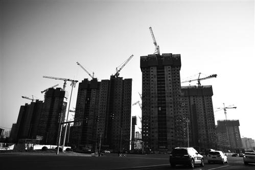 """2月楼市开启""""休假模式"""": 北京新房成交创三年新低"""