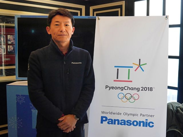 松下笹木秀一:奥运会为新技术尝试提供良好契机