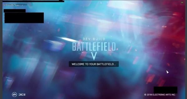 EA《战地5》屏摄泄露:回归二战背景