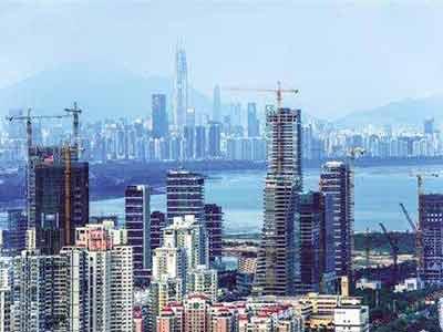深圳新房成交价十七连降 成交量处低位水平