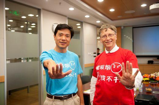 李彦宏两会呼吁:应尽快把控烟政策推广到全国