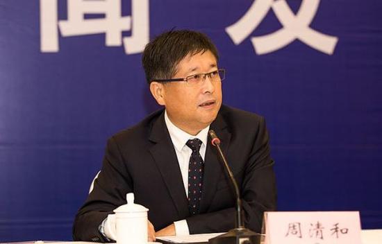 全国人大代表周清和:中国自主研发最快磁浮列车年中将下线