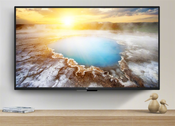 1699元!新款小米电视4A发布:40英寸全高清屏幕