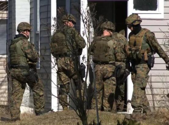 美国中密歇根大学枪手被捕 疑因家庭纠纷射杀父母