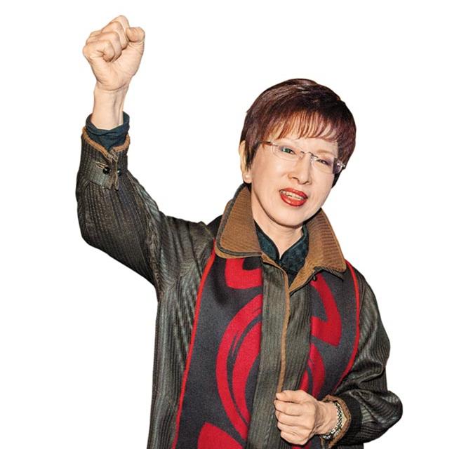 国民党基层力拱洪秀柱参选台北市长 洪未明确拒绝