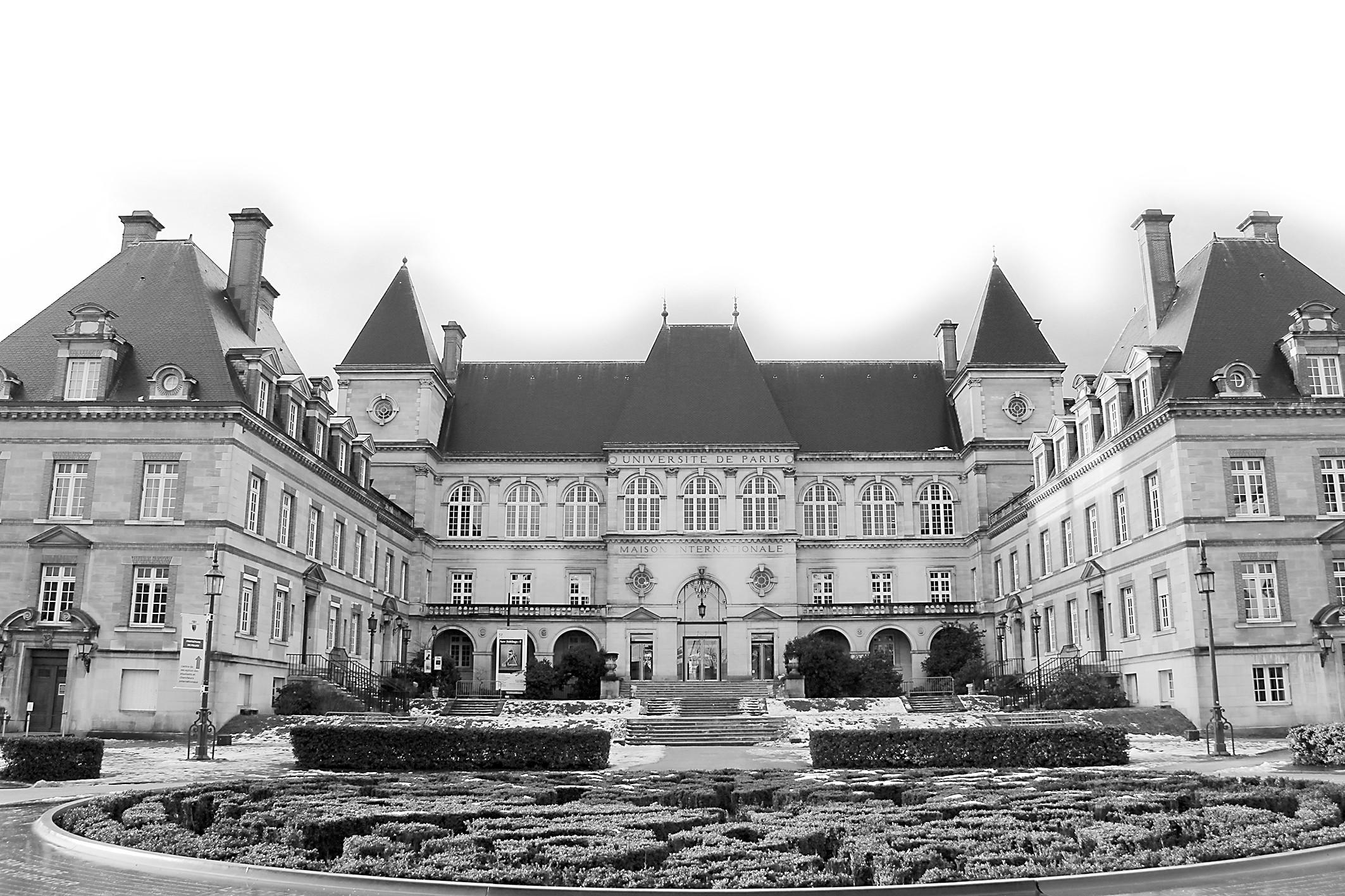 巴黎大學城 留學生的「小聯合國」