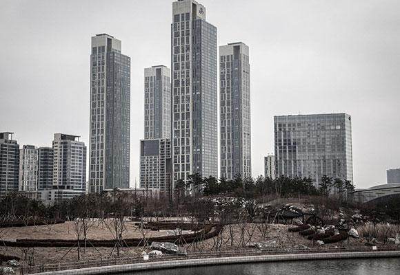 韩国也有鬼城!高楼林立但空无人影