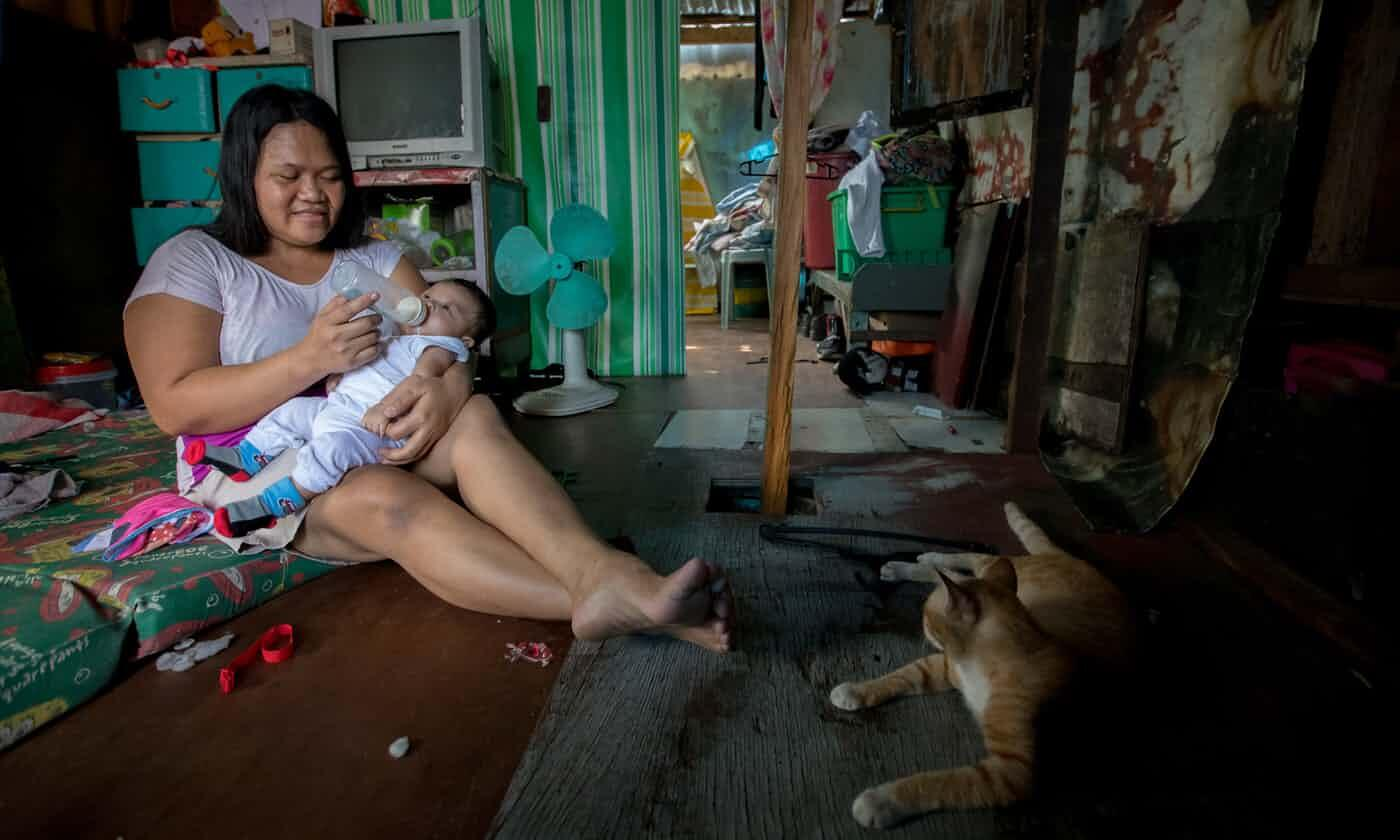 雀巢、美赞臣等四家配方奶粉商被指在菲律宾合法营销