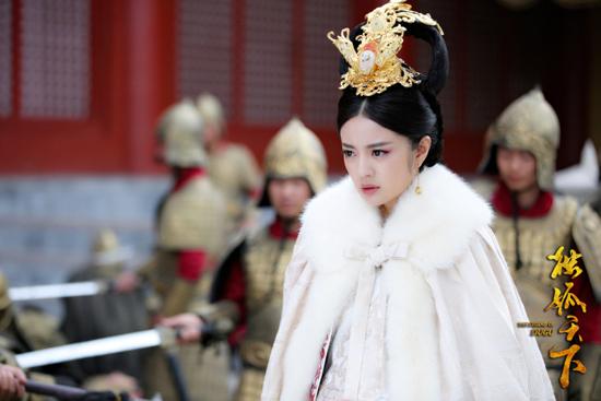北京快乐8在哪可以买:《独孤天下》安以轩落泪惹人怜_痴情绝恋再升级