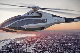 贝尔全新概念机或改变未来直升机模式