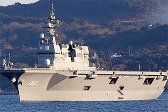 中国做好准备吧!日本海上自卫队已经这么强了