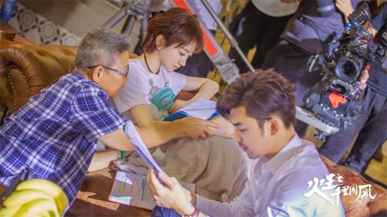 """360北京快乐8开奖结果:《千里同风》导演""""沙发咚""""景甜和他才是一对儿"""
