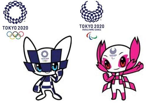 日媒:东京奥运会吉祥物受海外好评:有日本卡哇伊特色图片