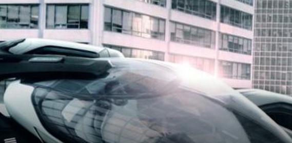 保时捷或研发客用无人机:无需飞机驾驶证