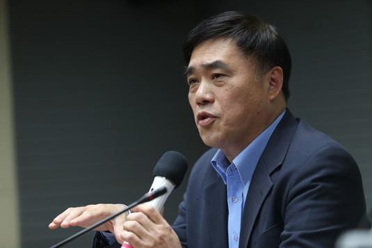 """郝龙斌:蓝营很会""""做""""但不会""""说"""" 常常因此吃亏"""