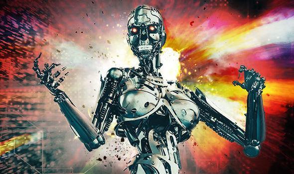 """谷歌前CEO呼吁政府采取行动,警惕""""杀人""""机器人"""
