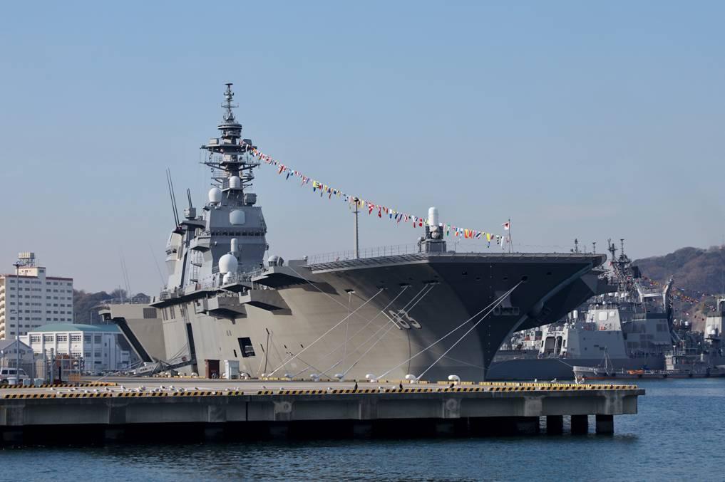 针对中国?日海上自卫队拟购油轮补给东海行动