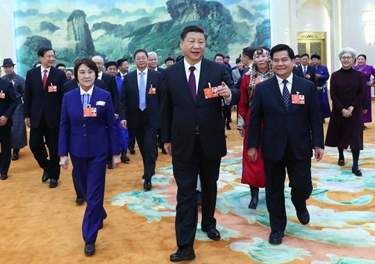 选择在内蒙古参加人大代表选举,总书记今天道出了原因