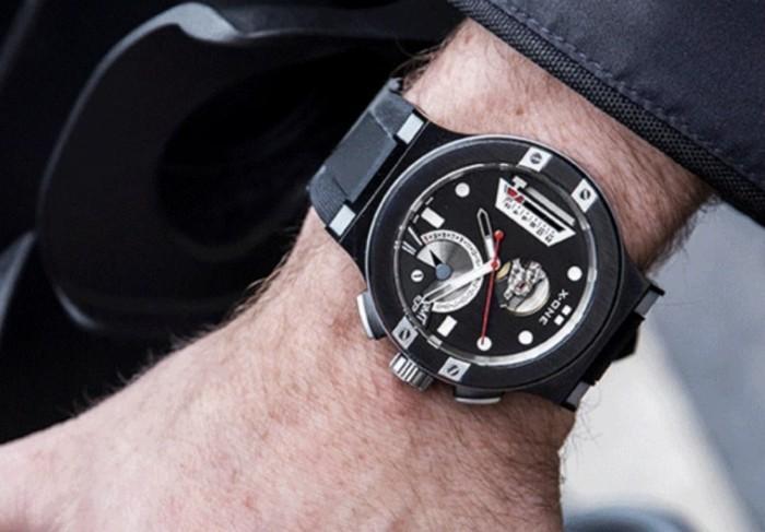 初创公司推X-OneH1混合机械智能腕表 售价750美元
