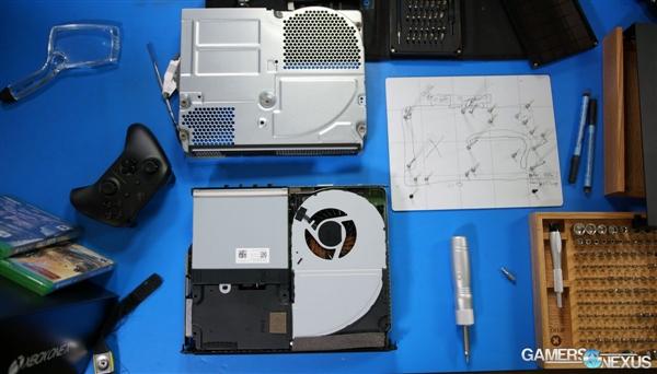 Xbox One X主机换装SSD:载入大提速