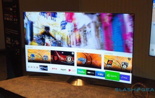 三星将在3月7日发布2018年QLED电视新品