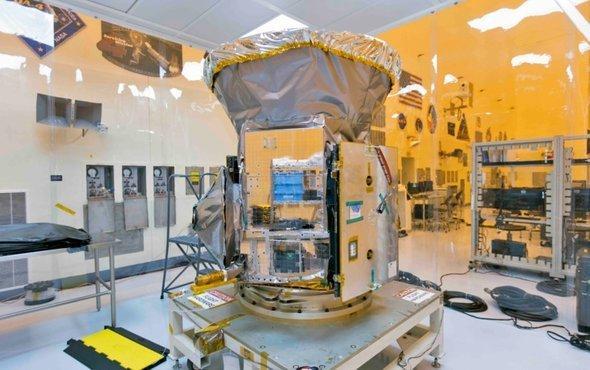 """NASA下月发射新望远镜 或在太阳系外找到""""新地球"""""""
