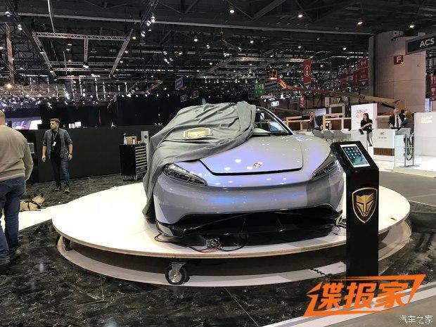 2018日内瓦车展探馆:绿驰Venere实车
