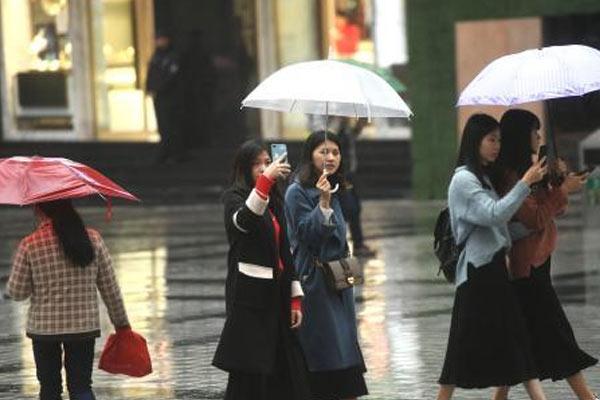 重庆高低温天气交替来袭