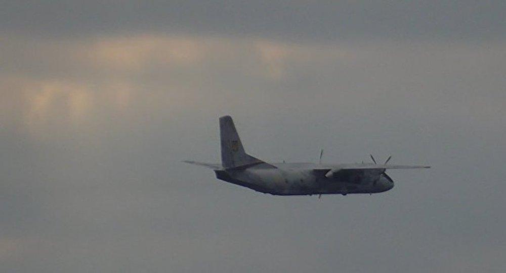 俄军安26运输机在叙失事 39人遇难含一名将军