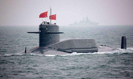 何琳:2025年左右中国核潜艇噪音将大幅度降低