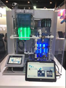 中国移动携诺基亚展示5G网络切片工业自动化应用