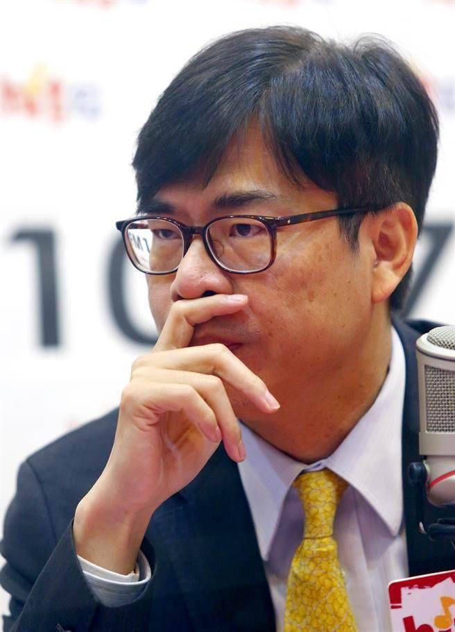 """民进党高雄市长初选结果出炉 """"立委""""陈其迈胜出"""