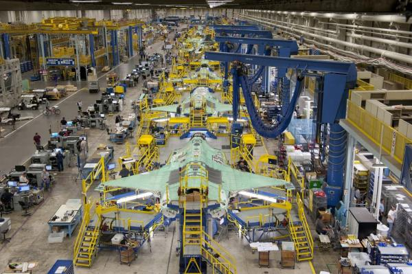 美媒:F35战斗机出现质量问题 影响隐身能力
