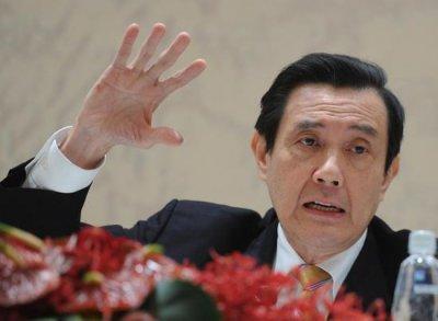 马英九人气回升 台学者:台湾政治只能比烂吗?