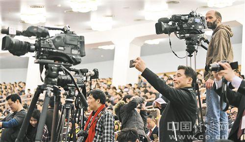 日媒看两会:中国推进改革实现社会主义现代化强国