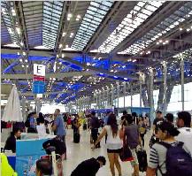 泰国出境游产业繁荣发展 出境游客人数不断增长