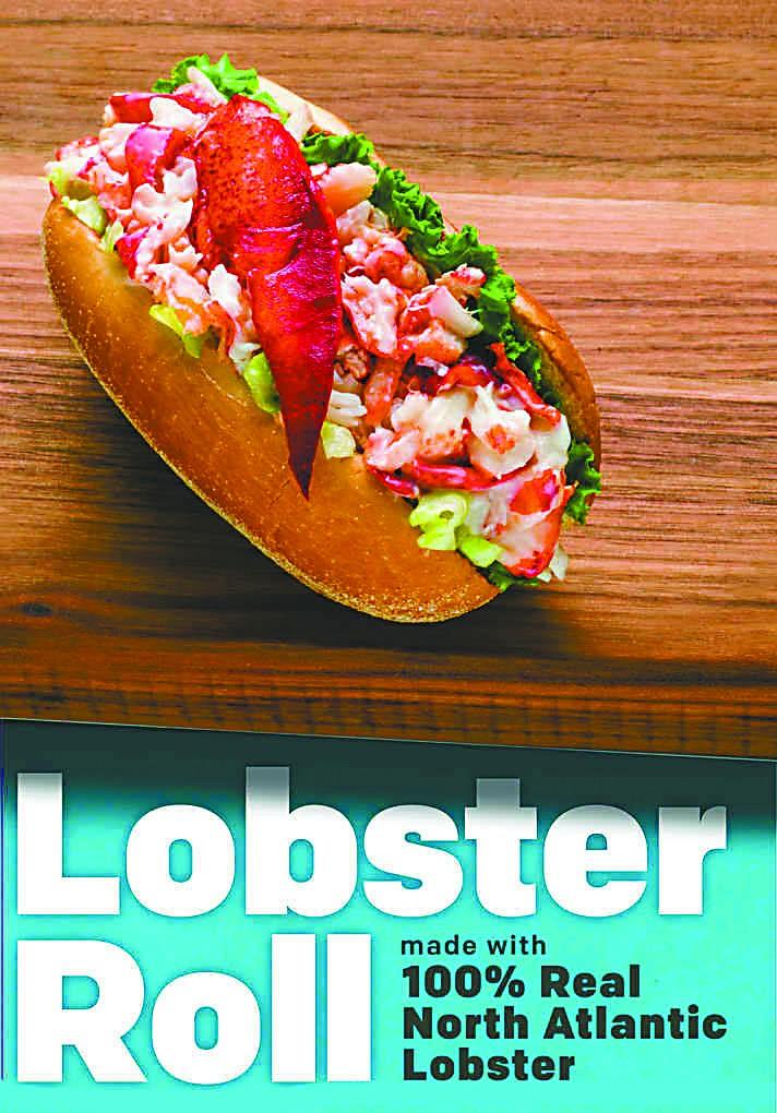 龍蝦卷鮮美無敵 蛤蜊湯迷倒眾生 美國不只有漢堡牛排