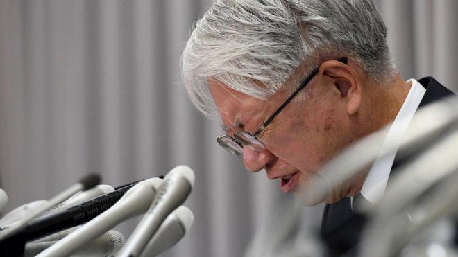 神户制钢信任难再续 社长及副社长宣布引咎辞职