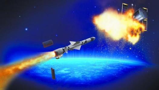 美高官炒中国新武器威胁:反卫星武器近年将部署