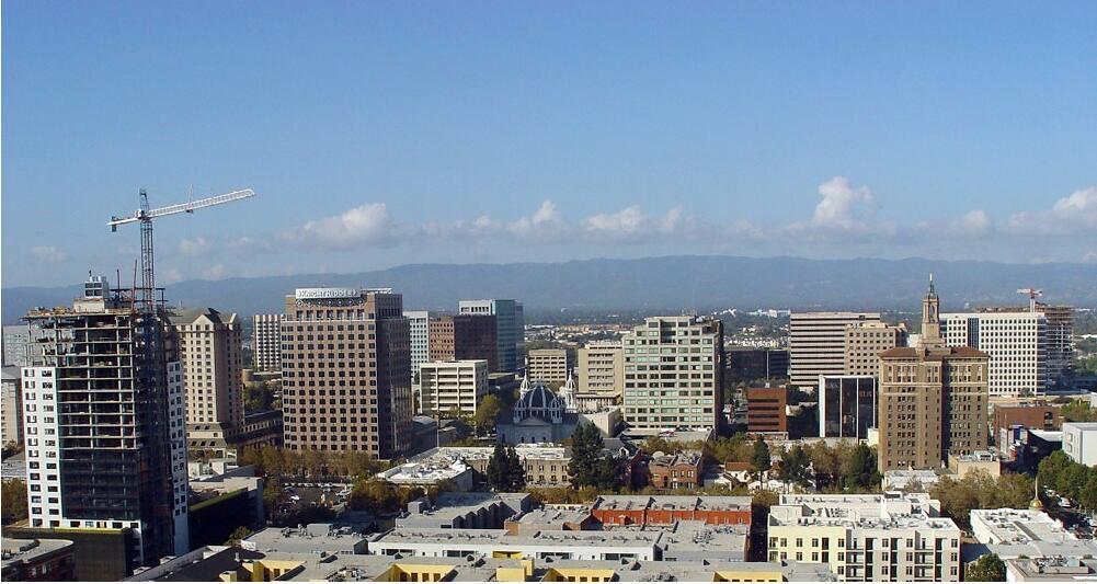 研究:硅谷地面下沉 2100年发生水灾风险加剧