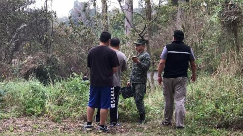 台军无人机坠落屏东一所小学校外 50余名师生受惊